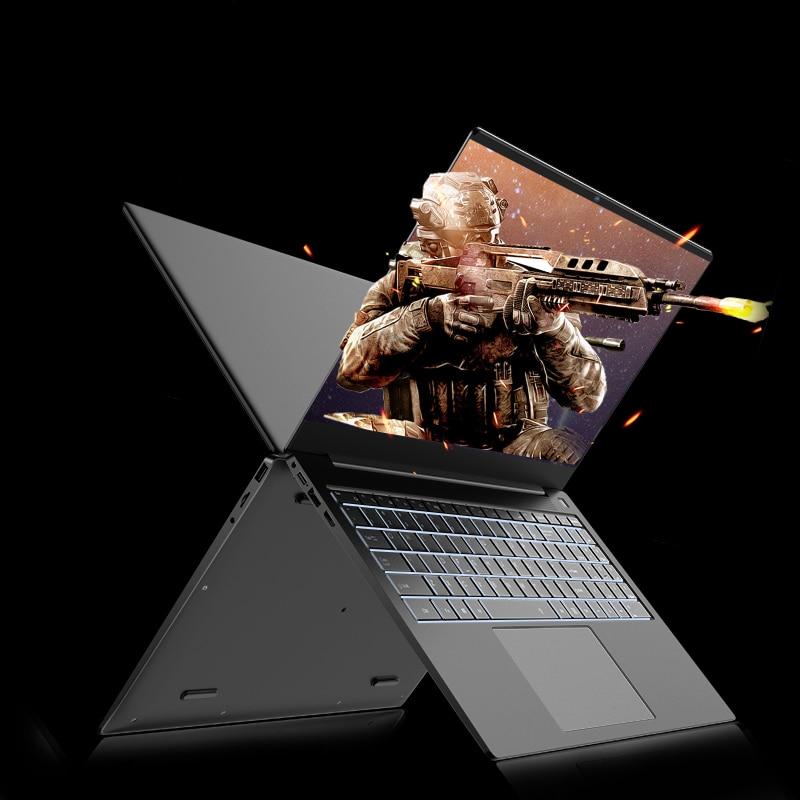 Get Kingdel Studnet Laptop 15.6 inch Intel Core i3 5005U 8G RAM Netbook 256G/512G SSD Gaming Notebook With Backlitkeyboard Mini HDMI