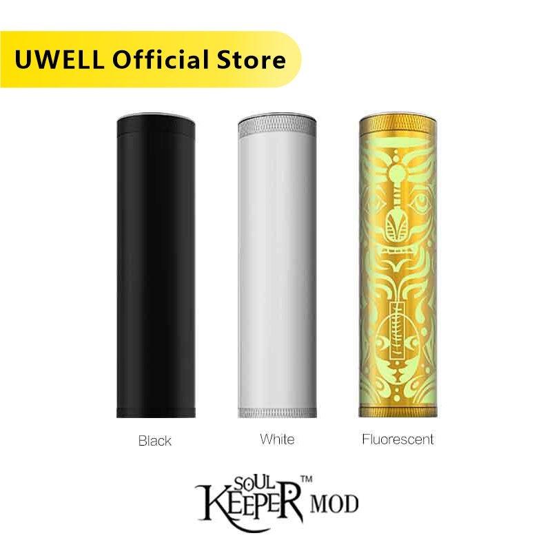 UWELL Soulkeeper Mech Mod 110 W Support Single 18650/20700/21700 battery E-cigarette Vape Mechanical