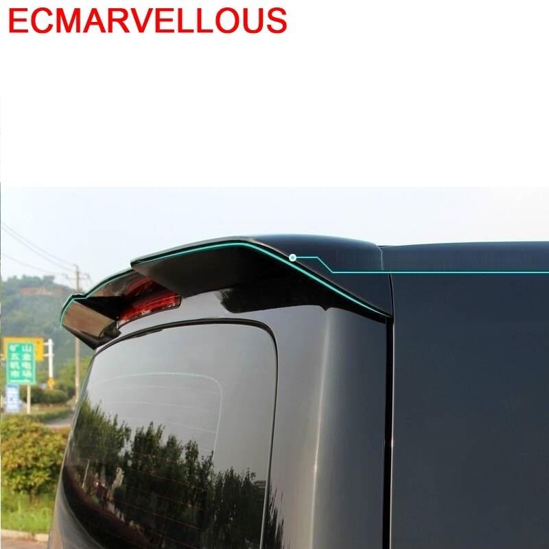 Protecter decorativo estilo do carro modificado exterior molduras atualizado personalizado spoilers asas 16 17 para mercedes benz vito