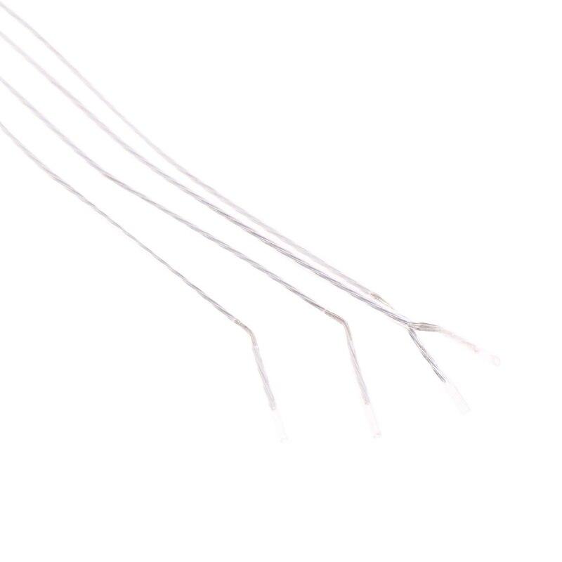 2x2 м PT1000 зонд 4 мм * 30 мм RTD Платиновый датчик сопротивления 2 провода термопары