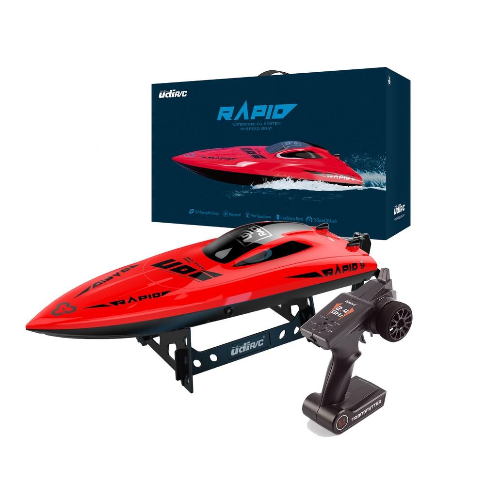UDI009 RC Boat Fish Finder Fish Submarine 500m Remote Control Fishing Bait Boat Ship Speedboat RC Toys 35km/h