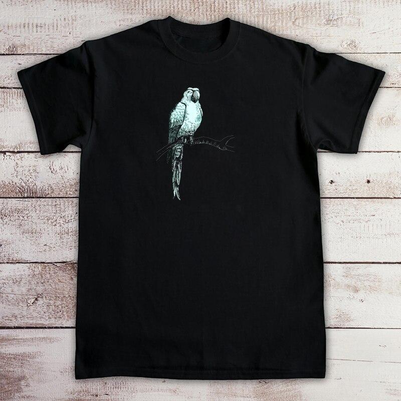 Camiseta de pájaro para hombre, camiseta de verano con dibujo Niño, camiseta para mujer