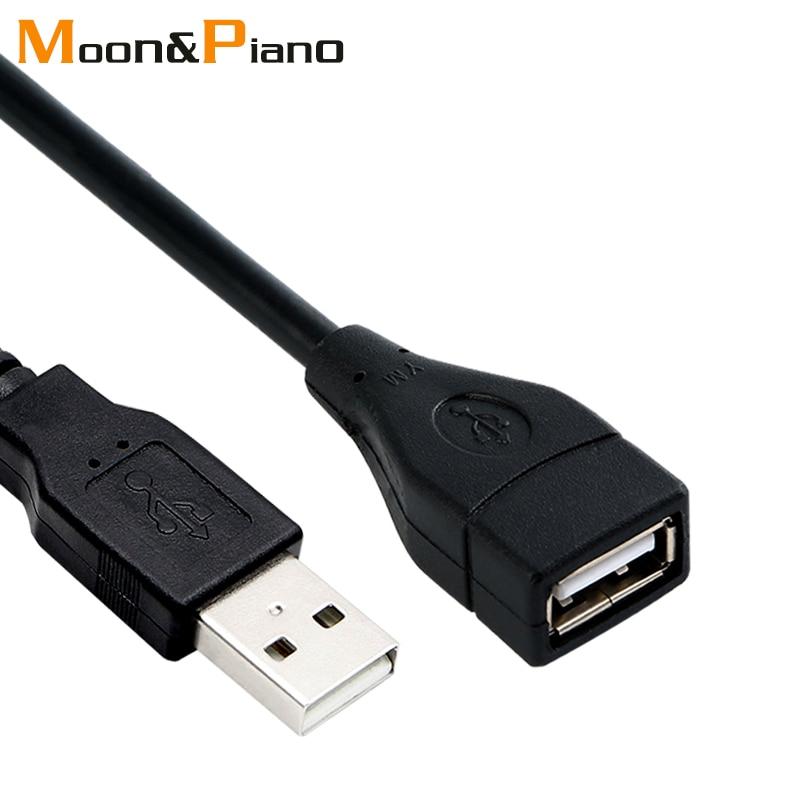 Cable de extensión USB cable USB 2,0 Cable para Smart TV PS4...