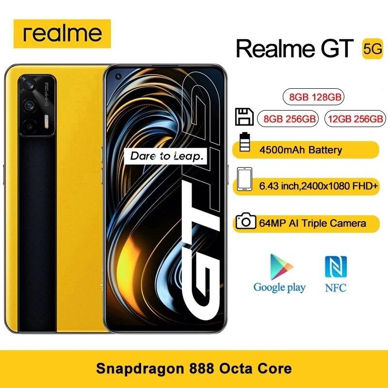 realme GT 5G NFC 6.43