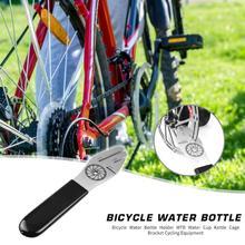 Offre spéciale en acier inoxydable vélo disque frein clé alignement du Rotor anti-dérapant Truing outil Kit de réparation fournitures accessoires