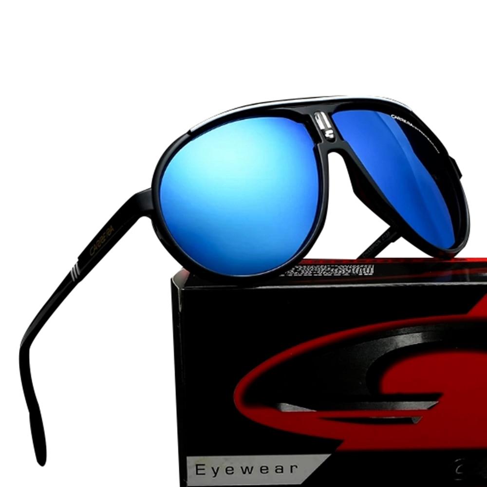 Classic Oversized Sunglasses Men Women Vintage Retro Sports Driving Sun Glasses Big Frame Colorful O