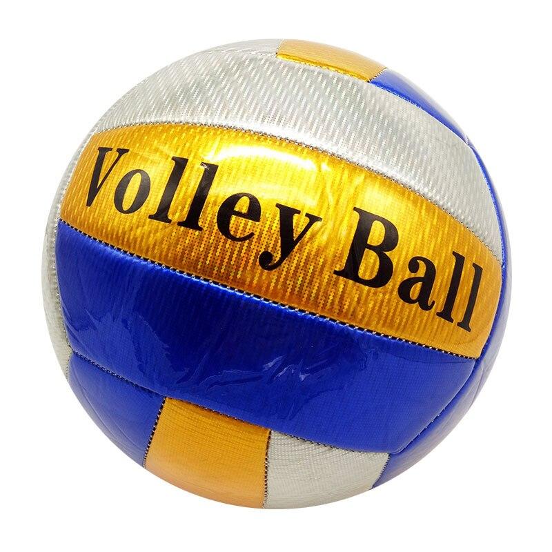 Профессиональный волейбольный мяч для игры в волейбол, мягкий ПВХ, размер 5 #, для использования в помещении и на улице, с бесплатным подарком