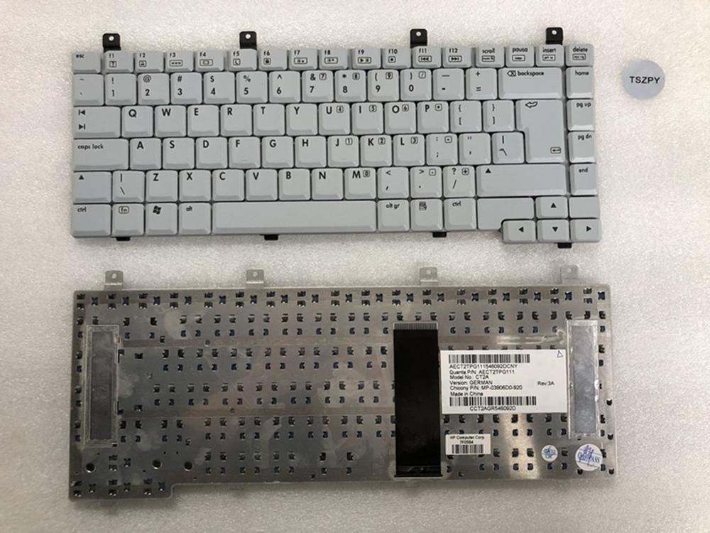 Teclado UI para HP Compaq Presario C300 C500 V2000 M2000 R3000 R4000...