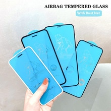 Airbag Tempered Glass For iPhone 11 12 Pro 7 8 Plus XS Max XR Screen Protector For iPhone 6 Plus SE