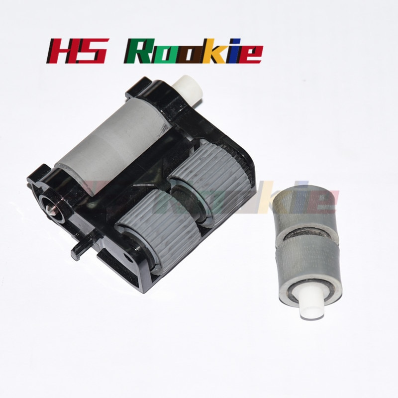 1sets recoger rodillo para canon DR-2580C escáner de kits