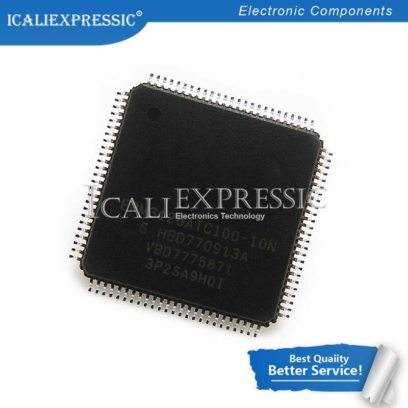 1PCS EPM3128ATC100-10N EPM3128ATC100 TQFP-100 Em Estoque