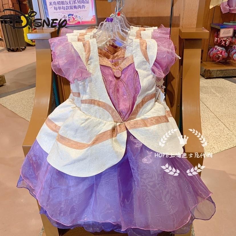 Disney 5 Th Anniversary Minnie Girl Dress Formal Dress Princess Dress long skirts for women Ball Gown Knee-Length
