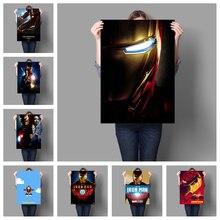 Affiche de Super héros homme de Marvel   Toile de haute qualité, peinture de haute qualité, pour la maison, sans cadre, o367, très populaire
