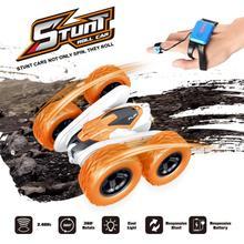 Kids 2.4G Gesture Sensor 4CH Roll Flip Stunt High Speed Drift Crawler RC Car Toy Kids Educational To