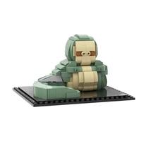 moc stars slug insect wars building blocks bricks hith tech model diy space toys childrens education boys gifts 381pcs