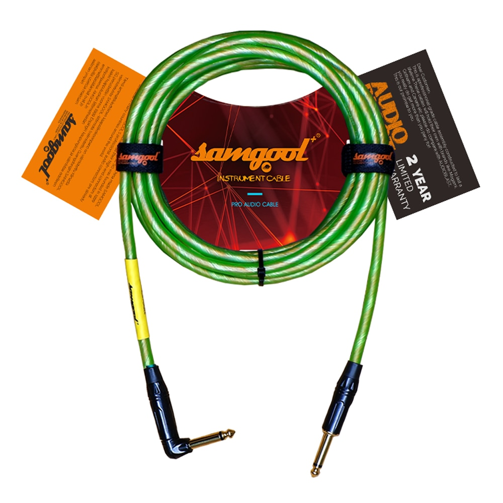 Samgool+ LINE series guitar cable noise reduction line box music instrument audio line effect line enlarge