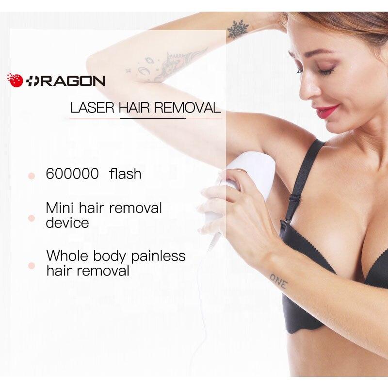 IPL Epilator 600000 Epilator Laser IPL Hair Removal Flash Professional Permanent for Women Machine Photo Female Shaver Body enlarge
