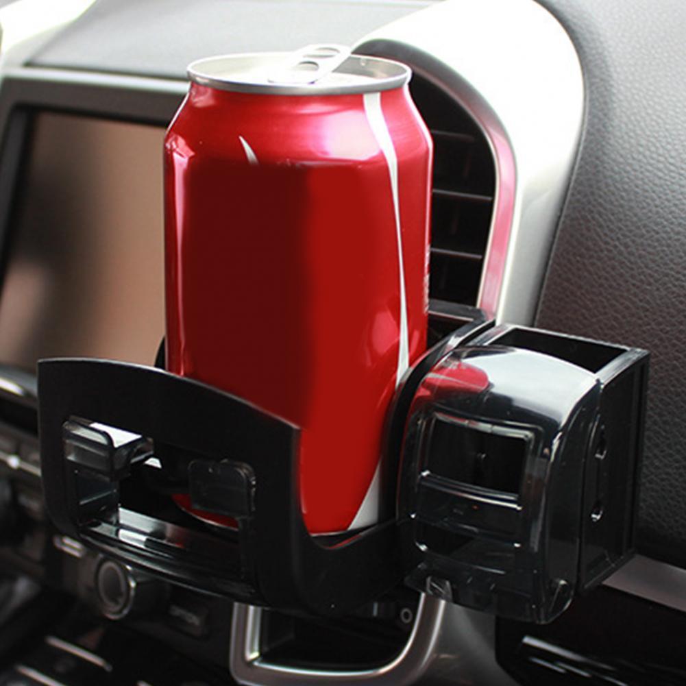 Надежный Автомобильный держатель для напитков, держатель для стакана с вентиляционным отверстием, компактный автомобильный держатель из А...
