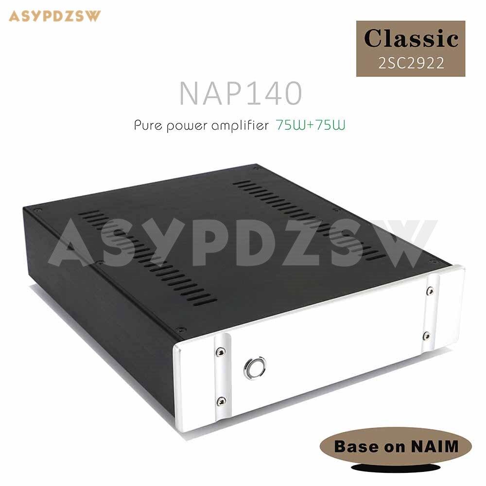 Finished NAIM NAP 140 Amplifier Base on UK NAIM NAP140 Power amplifier 75W+75W