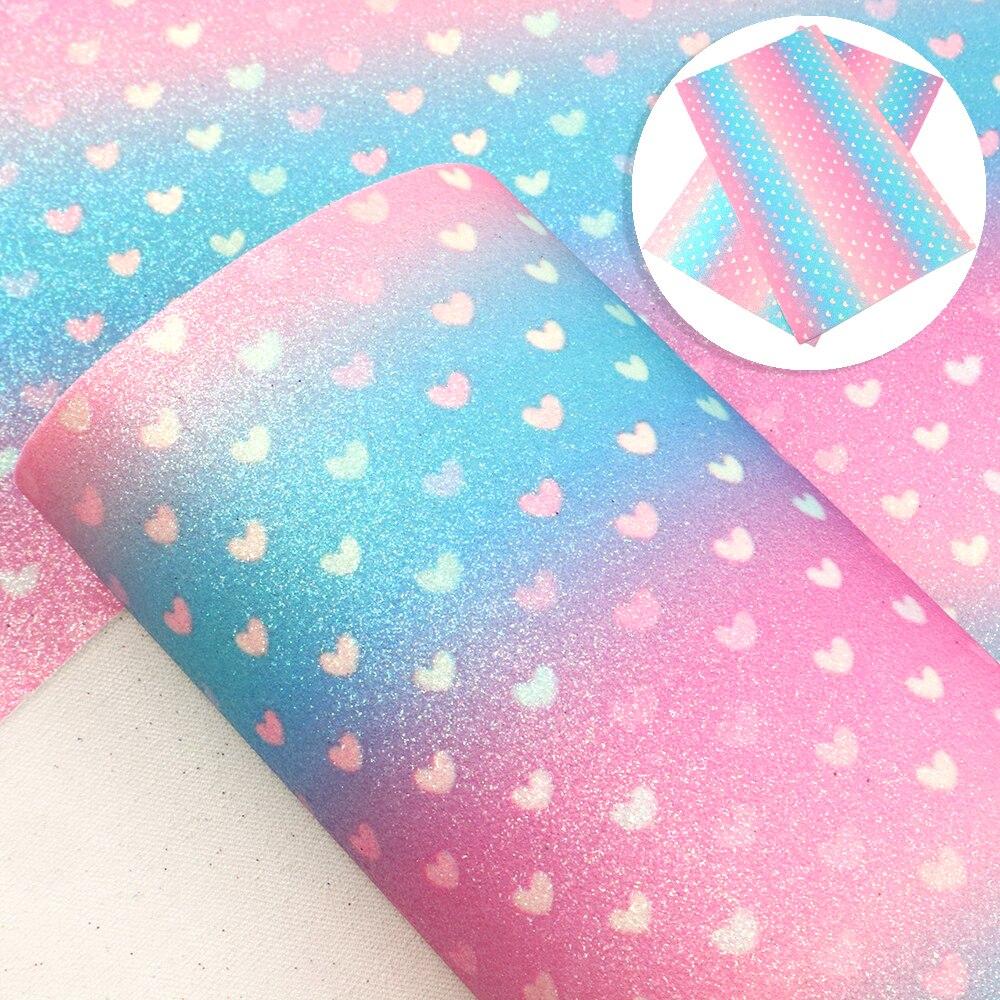 David acessórios 20*33cm impresso falso tecido de couro sintético para retalhos arco diy materiais artesanais, 1yc7733