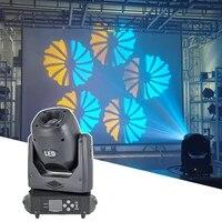 led 120w spot moving head light rgbw dmx512 dj disco stage effect lighting beam wash light rotating gobo party club bar light