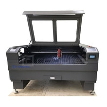 Tôle 1390 cnc laser coupe machine prix/Reci tube 150w 180w acier inoxydable bois mdf laser cutter gravure machine