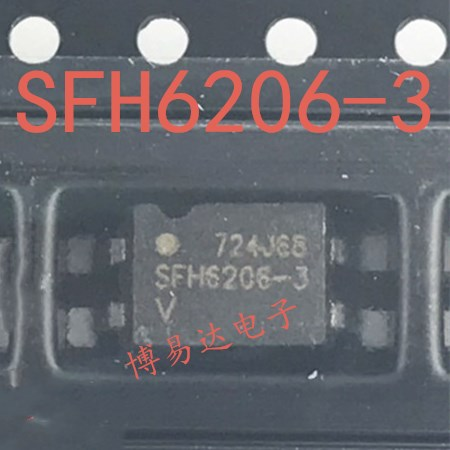 SFH6206 SFH6206-3 SOP-4   SFH6206-2