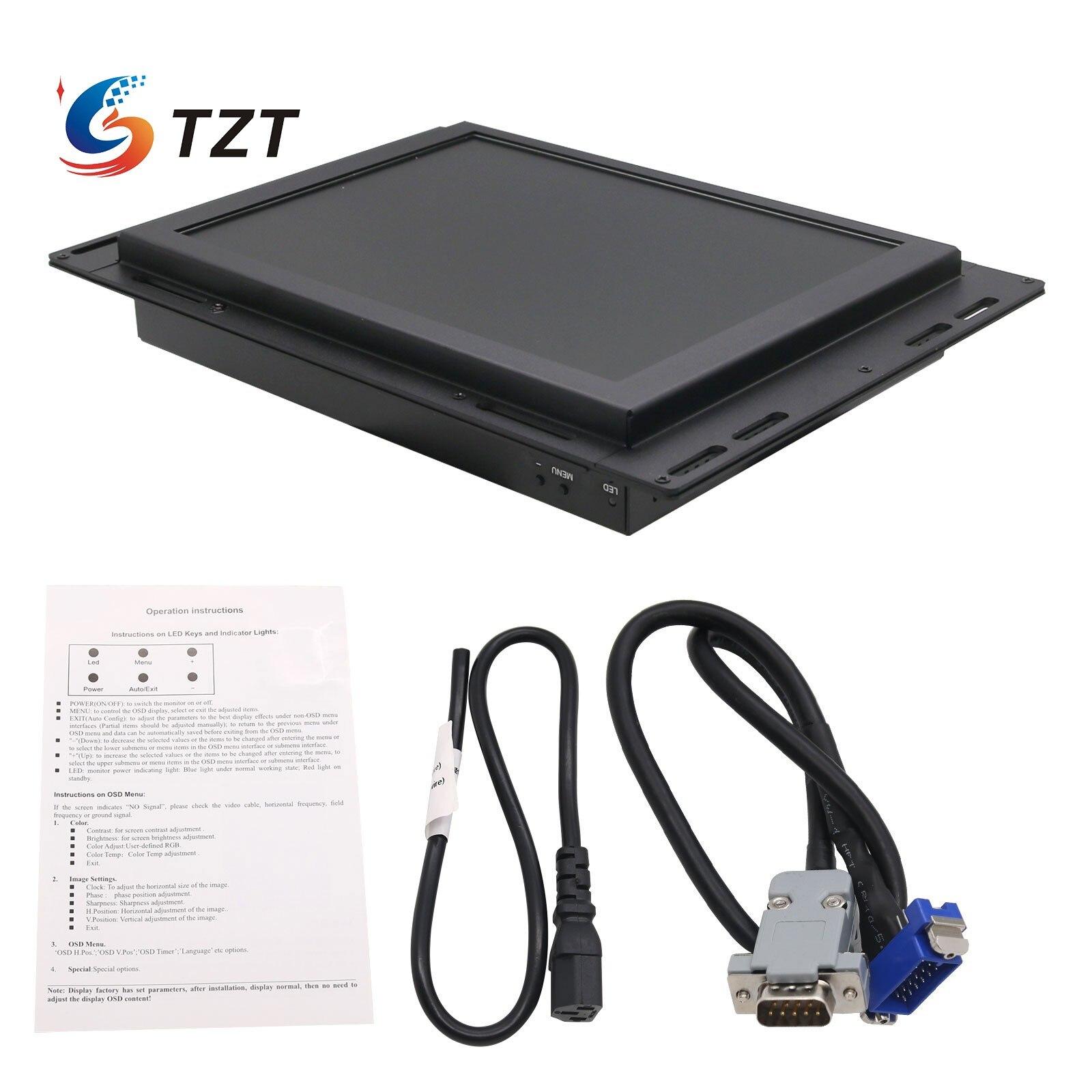 TZT A61L-0001-0074 A61L-0001-0094 A61L-0001-0096 LCD استبدال ل FANUC CNC نظام 14