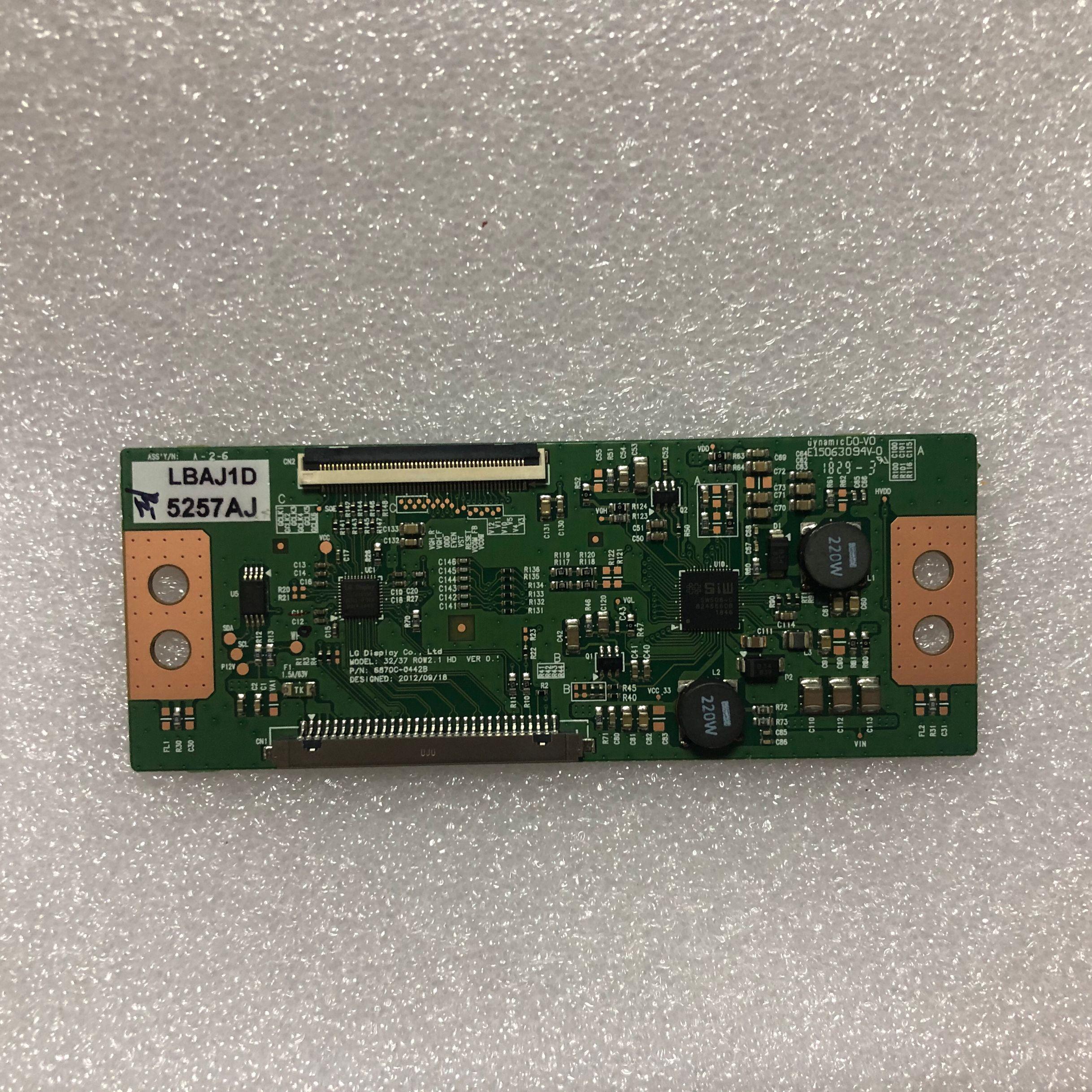 Original 32/37 ROW2.1 6870C-0442B LED32EC330J3D placa lógica