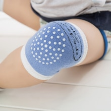 Knee Protector Cotton Baby Knee Pads Crawling Protector Kids Kneecaps Children Short Kneepad Baby Le