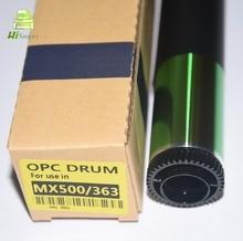 5 pièces Cylindre pour Sharp AR MX500 MX363N MX453N MX503N AR4528U MX503U MX363U MX453U MX 500 363 tambour OPC