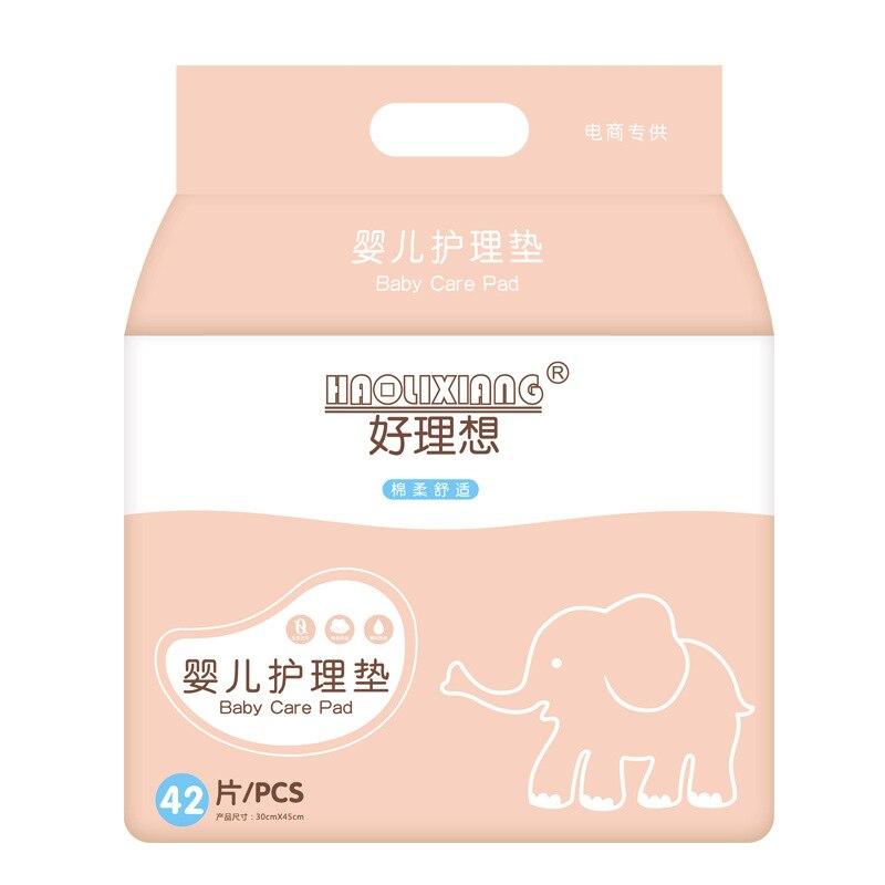 1/42/80PCS Infant Diaper Pad Baby Disposable Diaper Pad Pet Diaper Cat Dog Cage Mat Training Pad  Waterproof Diaper