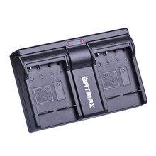 DMW-BCK7E BCK7 BCK7E BCK7PP BCF10 FNP 48 USB Dual Battery Charger for Panasonic DMC FH2 FH5 Fujifilm XQ1, XQ2 Digital Cameras