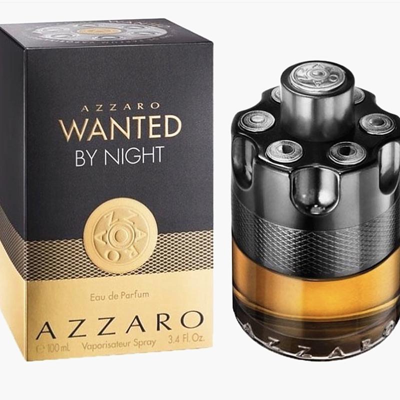 Men Parfum BY NIGHT Parfum Homme Original Fragrance Hot Sale High Quality Parfumee AZZARO Parfum Masculinos Men Toilette