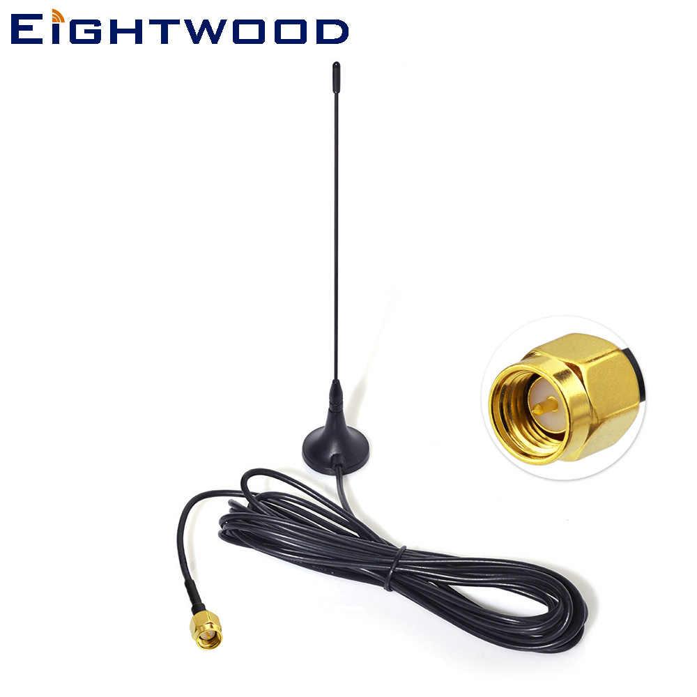 Eightwood Conector De Antena De Radio Gsm Dab Gps Conector De Radio Smb Fakra Code Z Hembra Azul Agua 5021 Crimp Para Cable Rg58 Lmr195 Cables Adaptadores Y Enchufes Aliexpress