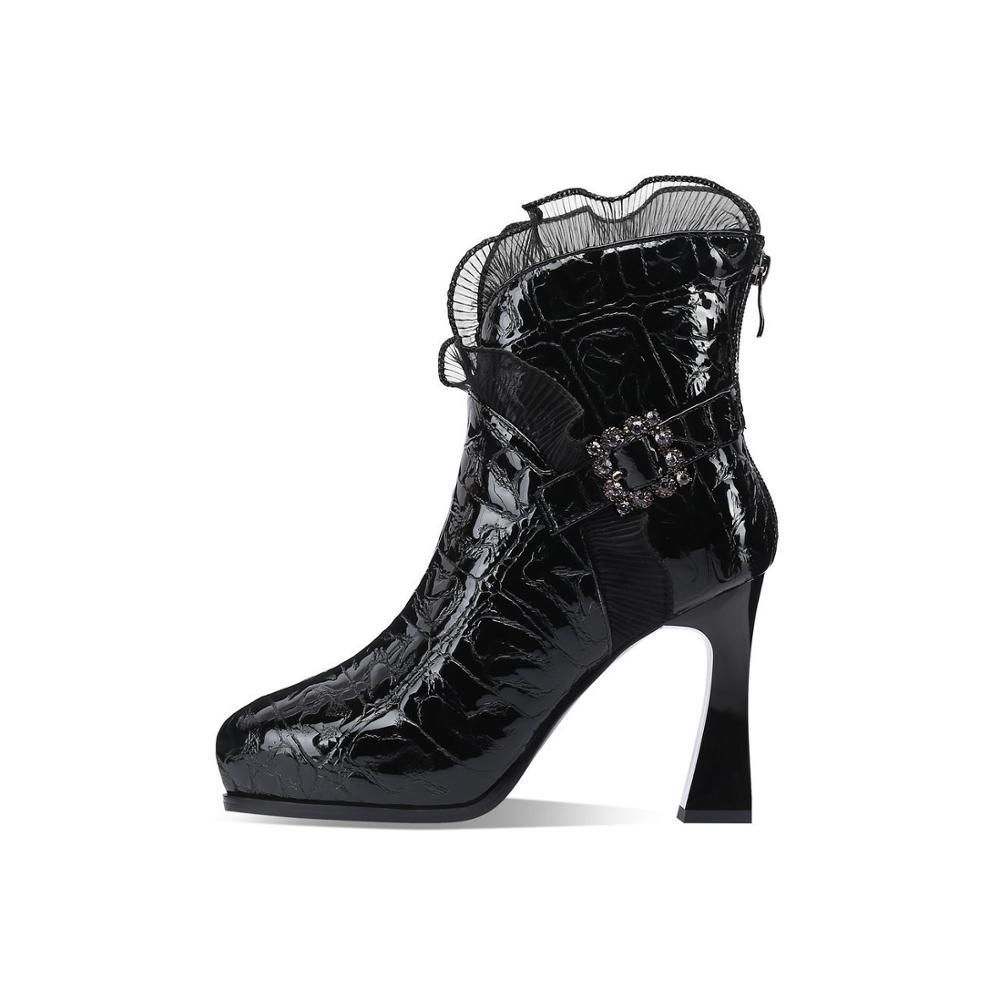 Botas de tacón alto para mujer, zapatos de tacón alto, Sexy, con...
