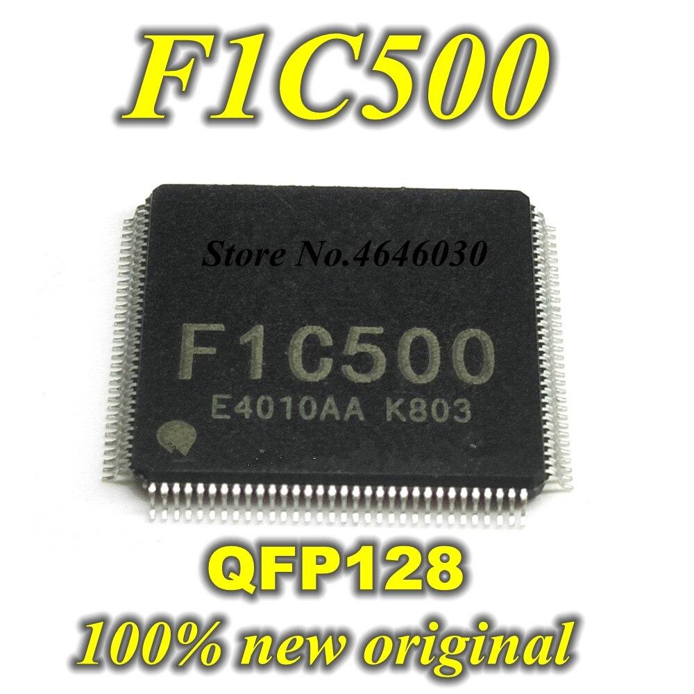 1pcs/lot F1C500T FIC500T F1C500 QFP128 In Stock