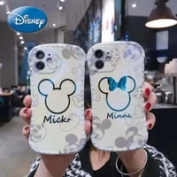 disney phone case for iphone 6s78pxxrxsxsmax1112pro12mini mickey mouse minnie phone case cover