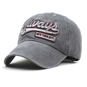 2021 four seasons Letter embroidery cotton Baseball Cap Adjustable outdoor Snapback Hats for men and women 273