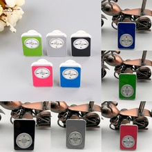 Hot Protable Mini Clips Mp3 Player Sports Portable Mp3 Music Player Media Player Supports Micro SD T