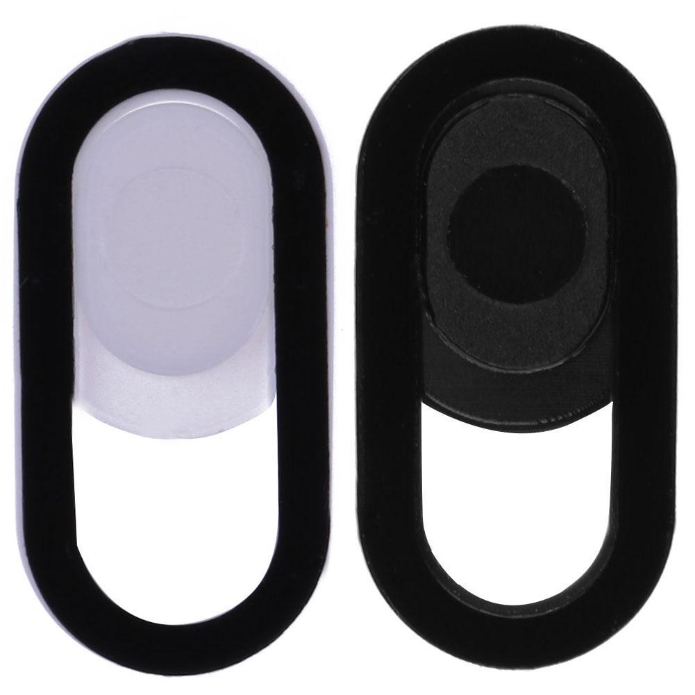Webcam couverture Protection de la vie privée obturateur pour téléphone portable bureau téléphone portable lentille