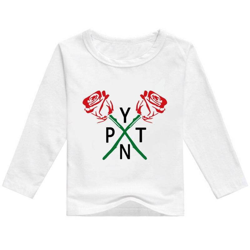 2-16Y, recién llegado, para niños pequeños, 2020 Payton Moormeier Merh, camiseta para niñas, Tops de manga larga, camiseta para adolescentes, ropa Casual para niños