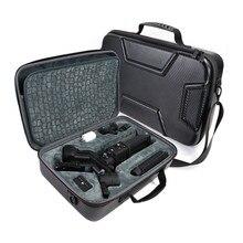 Étui Portable pour stabilisateur de cardan DJI ronin-s SC et accessoires mallette de voyage sac de rangement Portable de grande capacité