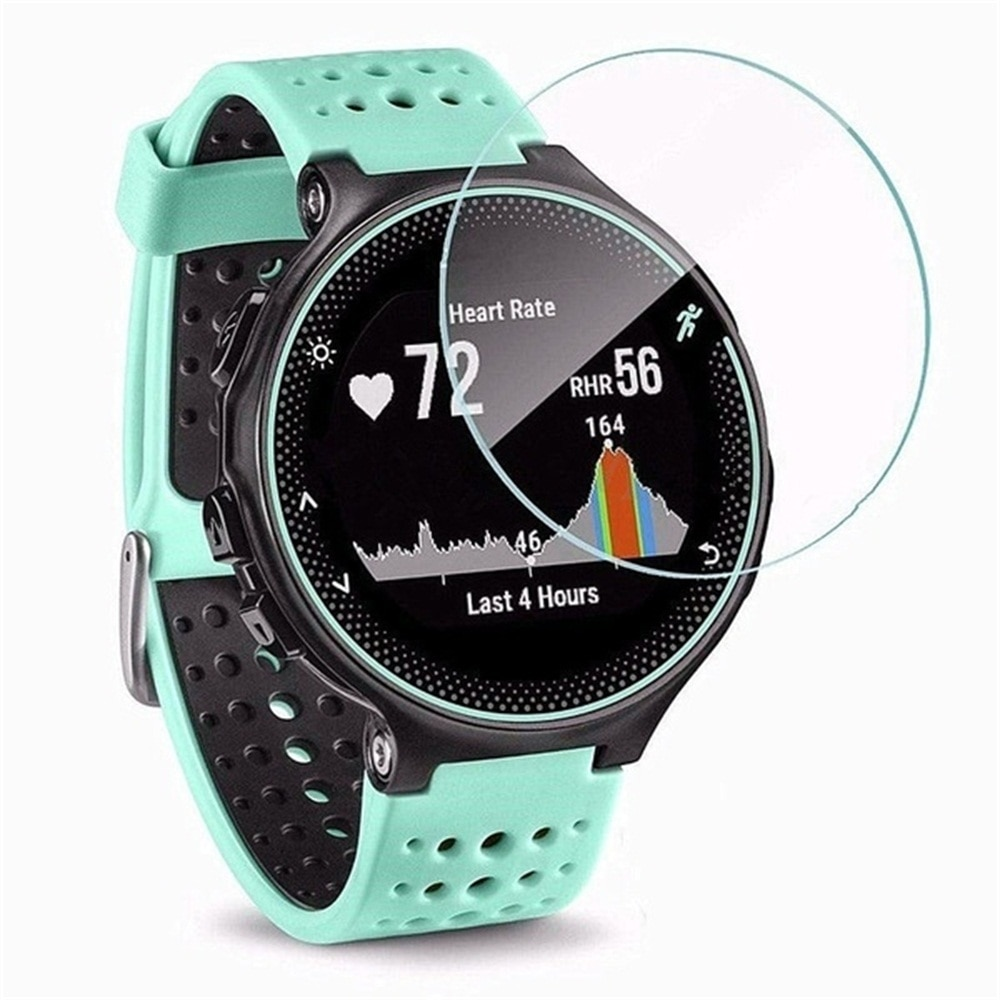 Для Garmin Forerunner 235 225 735XT закаленное стекло 9H Защитная пленка для экрана для Garmin Smart Watch Защитная пленка для экрана