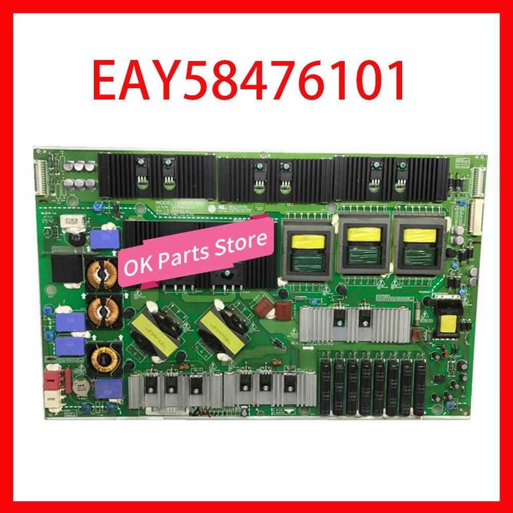 EAY58476101 مجلس امدادات الطاقة معدات مجلس دعم الطاقة للتلفزيون LG55SL80YD 55SL90YD LGP55-09S بطاقة امدادات الطاقة الأصلي