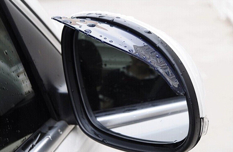 Novo carro para maruti 800 alto baleno estima gypsy zen/alpina b3 b4 b5 b6 b7 d3 d5 roadster xd3 sobrancelha espelho retrovisor chuva engrenagem