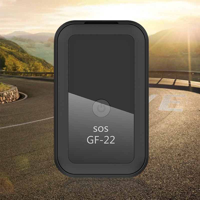 GF22 Wifi Locator Anti Lost Tracer Device Mini GPS Tracker Personal Tracking For Car Motorcycle With One-key SOS Alarm Dropship