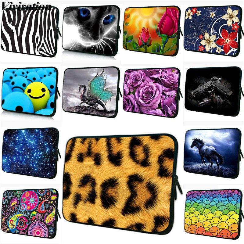 Чехол для ноутбука Acer Aspire One Sony Dell XPS Chuwi Funda Portatil 15,6, 10,2, 11,6, 13,3, 13, 12, 15, 14, 17, 10, 7