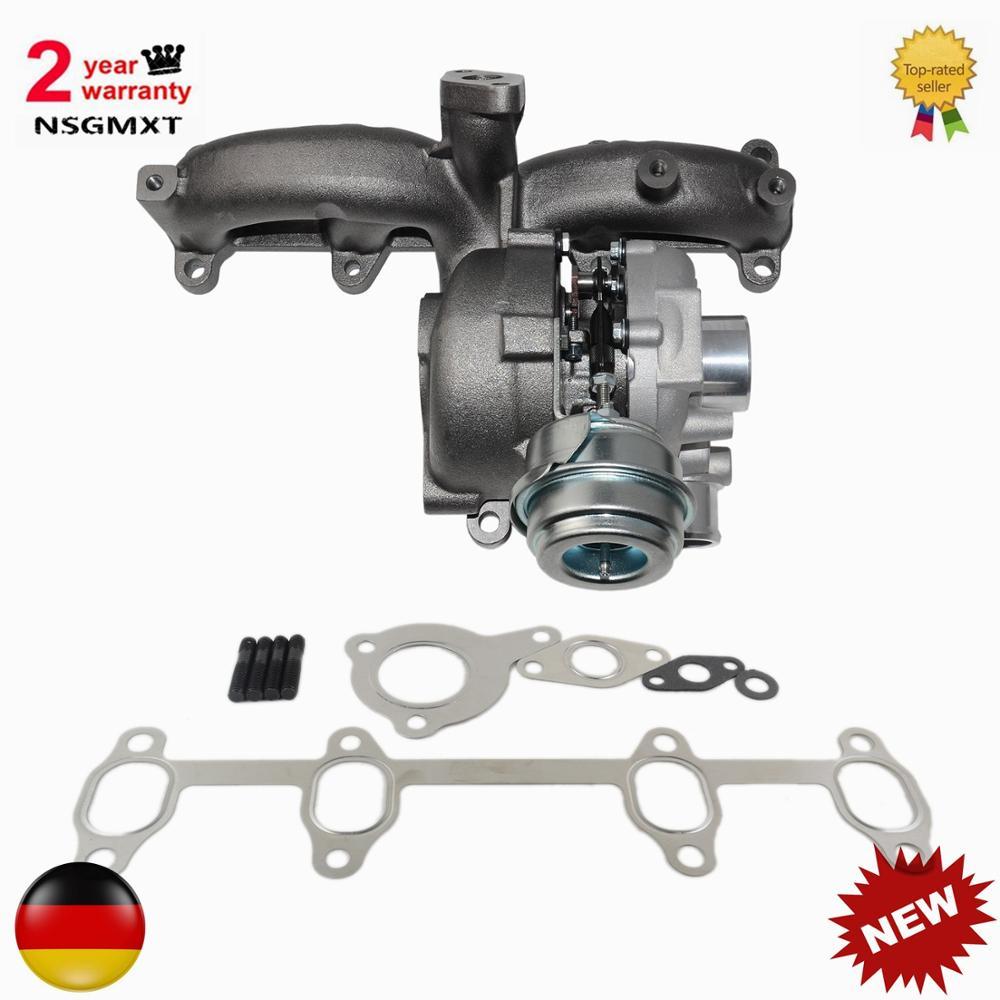 AP01 Turbo Charger  038253019N for VW Golf Audi A3 for Ford Seat Skoda SHARAN 1.9 TDI  ALH, AHF, AJM, AUY 713673 1135819