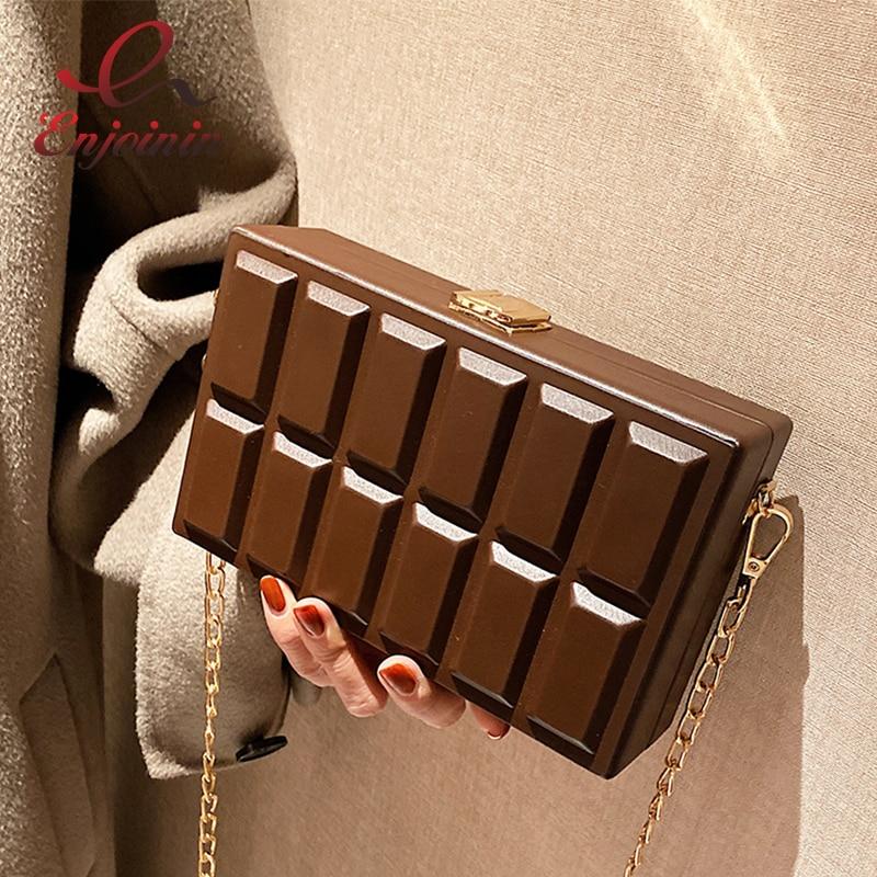 Vintage Box Shape Crossbody Bags for Women Fashion Shoulder Handbags and Purses Luxury Designer Female Clutch Bag Pu Leather